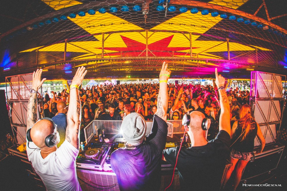A festival's day out with Jasper Clash (and Brothers in the Booth)